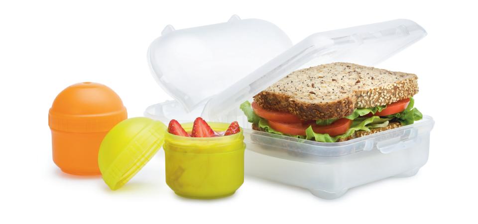Nude Movers Mini Rubbish Free Lunch Box